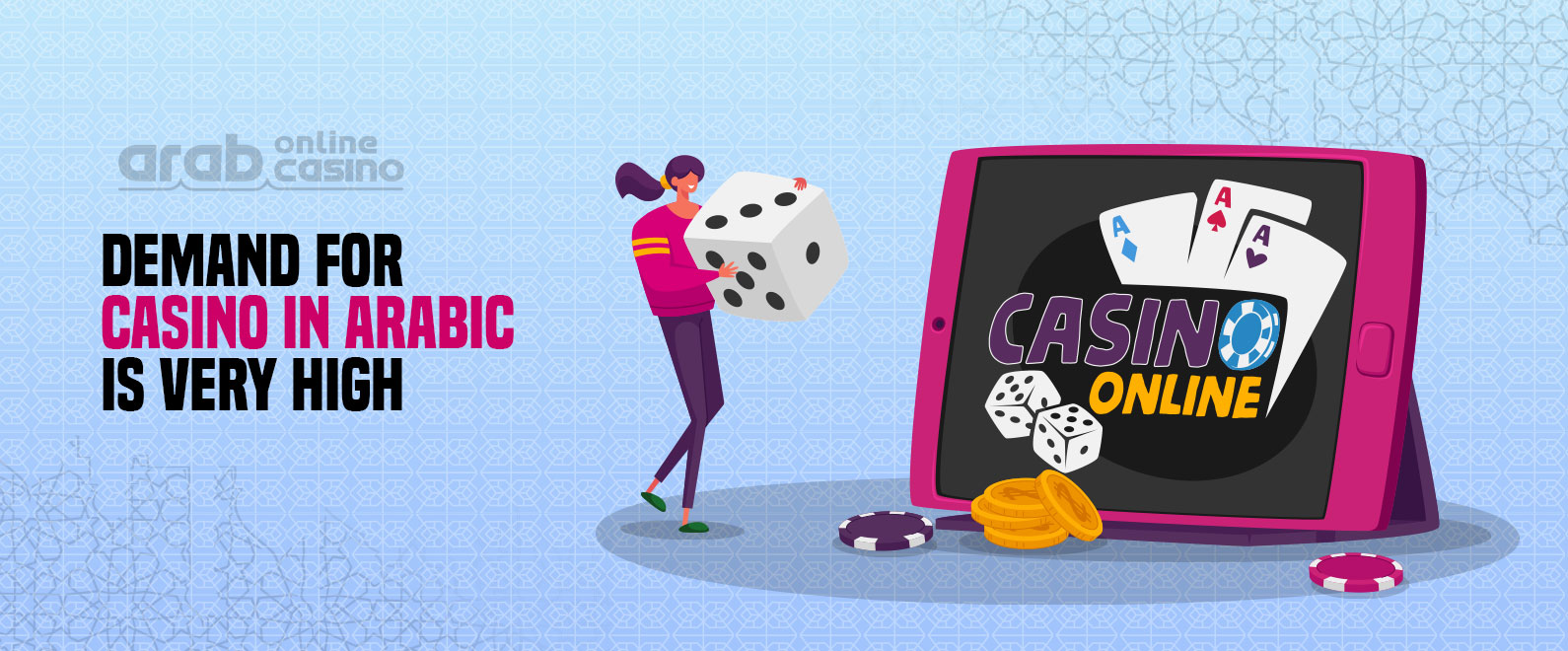 Demand for Casino in Arabic is Very High in 2021