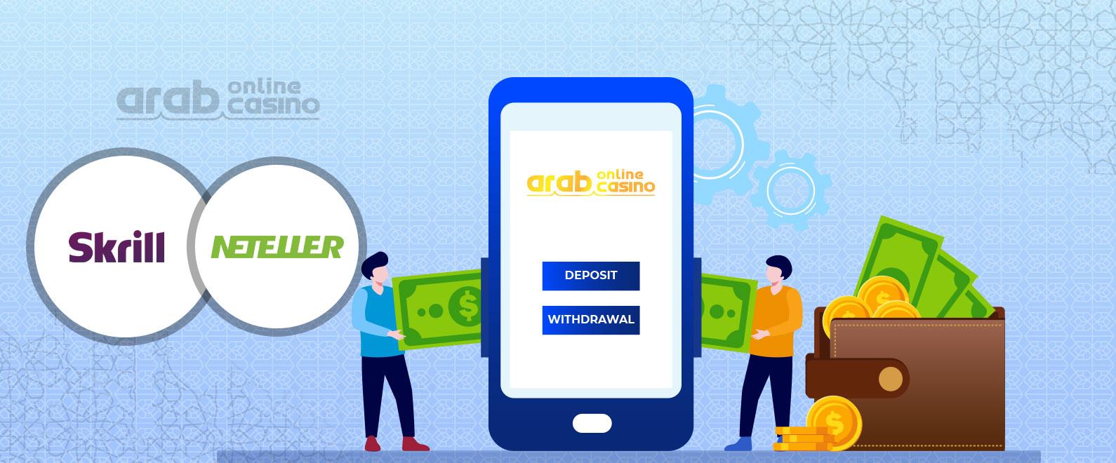 arab casino deposit