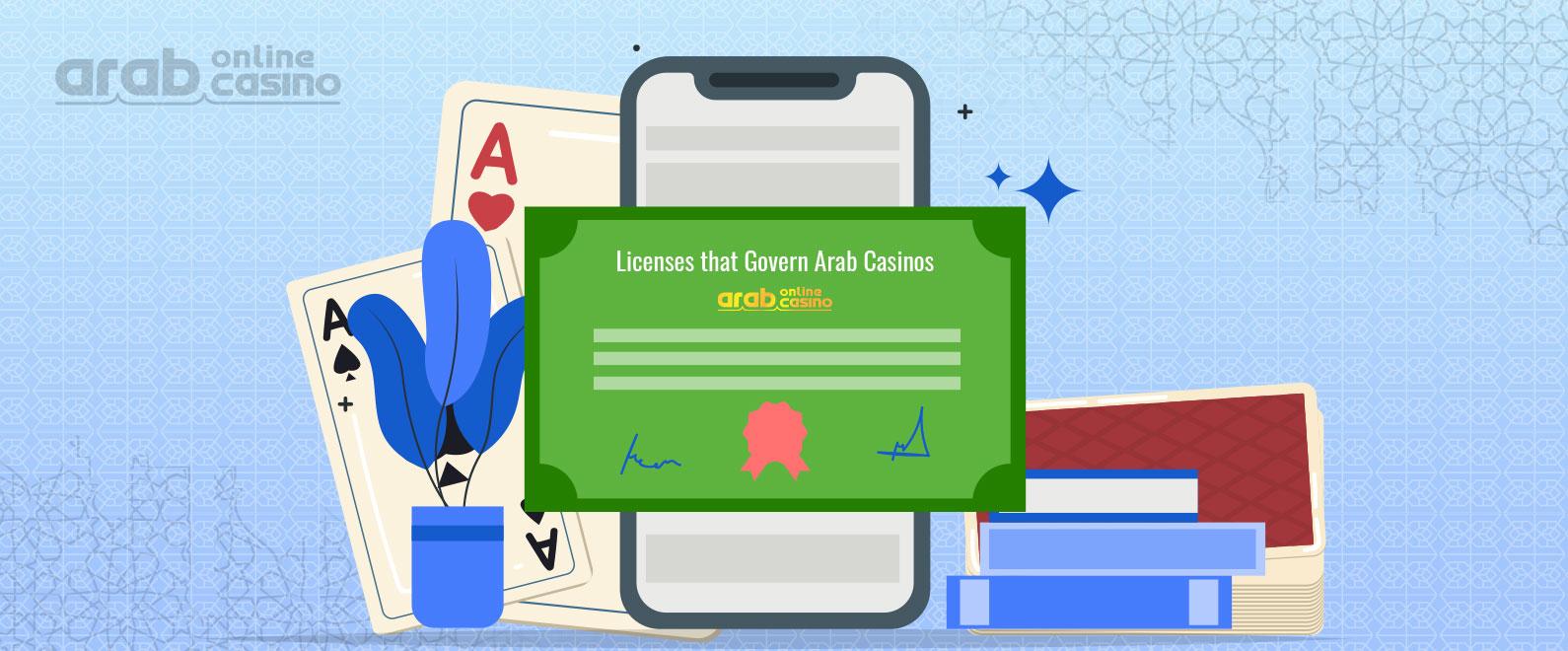 arab casino online license